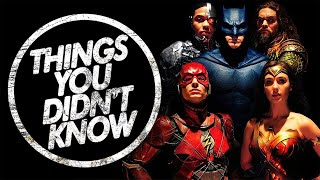 Download 7 Things You (Probably) Didn't Know About the Justice League Video