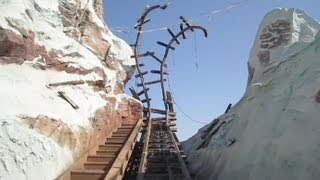 Download Expedition Everest front seat on-ride HD POV Disney's Animal Kingdom Video