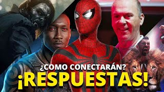 Download ¿Como? MORBIUS VS BLADE ¿KRAVEN en SPIDERMAN 3? Respondo vuestras DUDAS Video