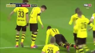 Download Pierre-Emerick Aubameyang goal vs Bayern Munich / 2016 11 19 / 1:0 / HQ NO WATERMARK Video