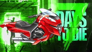 Download AMAZING HOVERBIKE ★ 7 Days to Die - Alpha 15 (40) Video