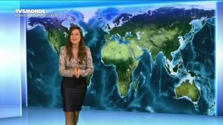 Download DANIELA PREPELIUC pour LA METEO du 2017 01 05 sur TV5 MONDE Video