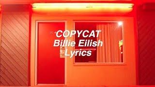 Download COPYCAT || Billie Eilish Lyrics Video