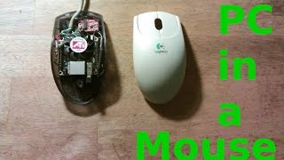 Download Build - PC in a Mouse ! Video