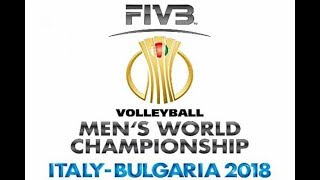 Download Volleyball world championship 2018 Bulgaria vs Puerto Rico Highlights Video
