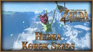 Download Zelda Breath of the Wild • Korok Seeds • Hebra Video
