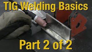 Download Welding Basics & How-to TIG Weld - Livestream Part 2 of 2 - Eastwood Video
