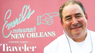 Download Emeril Lagasse Tours His Favorite New Orleans Food Spots I Condé Nast Traveler Video