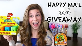 Download Happy Mail & Giveaway | That Teacher Life Ep 41 Video
