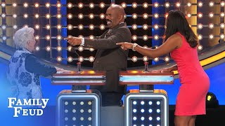 Download Swinger's cruise? Sorry, Carol can't go! | Family Feud Video