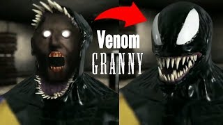 Download Venom Granny Full Gameplay Video