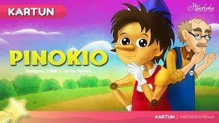 Download Pinokio Cerita Untuk Anak anak - Animasi Kartun Bahasa Indonesia Video