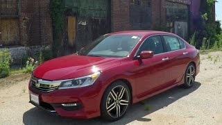 Download 2017 Honda Accord Sport | Road Test & Review Video