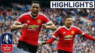 Download Everton 1-2 Manchester United - Emirates FA Cup 2015/16 (Semi-Final) | Goals & Highlights Video