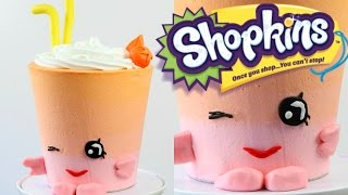 Download SHOPKINS Berry Smoothie Cake! - CAKE STYLE Video