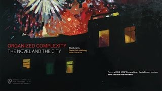 Download Garth Risk Hallberg | Organized Complexity: The Novel and the City | Radcliffe Institute Video