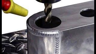 Download TIG Welding Aluminum Fabrication - Whacker Guard Video