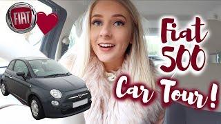 Download FIAT 500 CAR TOUR! 🚗 Video