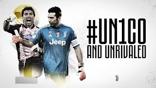 Download #UN1CO and UNRIVALED: Gianluigi Buffon's Juventus career in numbers Video