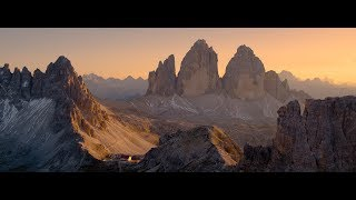 Download Perpetual Change - Autumn in the Alps / DJI Inspire 2 & X5s Video