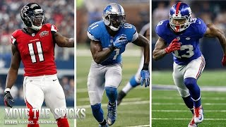 Download Top 10 Wide Receivers | Move The Sticks (9/30/15) | NFL Video