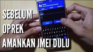 Download Suka Gonta Ganti Rom?Begini Cara Backup Dan Restore ROM Lewat TWRP Yg Baik Dan Benar Video