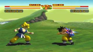 Download Dragon Ball GT: Final Bout, Super Goku's Story Video