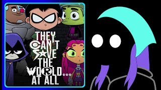 Download Teen Titans Go to the MOVIES Review Video