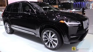Download 2017 Volvo XC90 Excellence T8 Plug In Hybrid - Exterior and Interior Walkaround - 2016 LA Auto Show Video