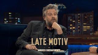 Download LATE MOTIV - Raúl Cimas. Pelirrojo de barba para abajo | #LateMotiv599 Video