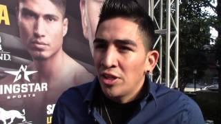 Download LEO SANTA CRUZ ON HIS PLANS TO 'RIP' BELT AWAY FROM CARL FRAMPTON & BACKS CUELLAR TO 'KO ABNER MARES Video