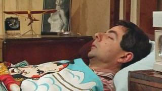 Download Alarm clock and getting up | Mr Bean Official Video