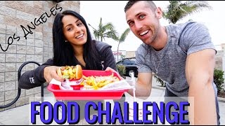 Download The Dream Cheat Day In LA Food Challenge! Video