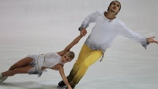 Download Jesus! They have a wow-factor! Volosozhar & Trankov hold the audience completely rapt Video