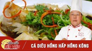 Download Cách chế biến Cá Diêu Hồng hấp Hồng Kông - Chef Vinh | Khám Phá Bếp Việt Video