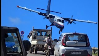 Download St. Barth – 5 extreme Landings at the third most dangerous Airport in the World Video
