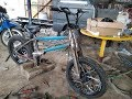 Download Build BMX CUB Basic Suzuki Shogun 110 (PART 3)~Pengelasan Rangka Bmx Cub Video