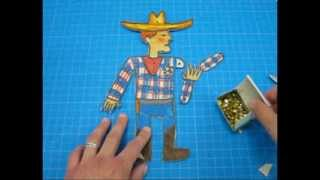 Download Making Visual Narratives: Making a Shadow Puppet Part One Video