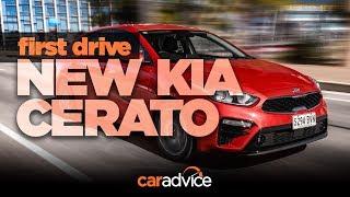 Download 2018 Kia Cerato review: First drive Video