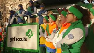 Download Girl Scouts Live from the 91st Anniversary Macy's Thanksgiving Day Parade Video