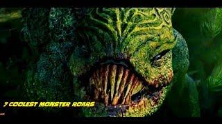 Download Top 7 Coolest Monster Roar (Scenes) Video