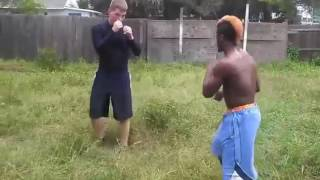 Download Street Fighter VS Prof MMA Fighter - Best Street Fight Ever more: [MangaScan.Live] Video