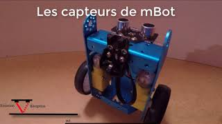 Download Découverte actionneurs et capteurs de mBot Video