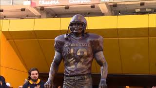 Download Video: Pat Tillman Statue Unveiling Video