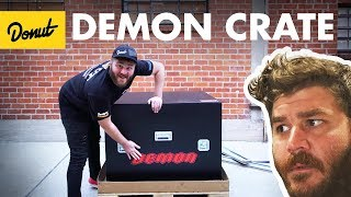 Download What's in the Demon Crate? | The New Car Show | Donut Media Video