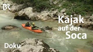 Download Im Kajak auf der Soca | Bergauf-Bergab | Doku | BR Video
