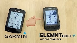 Download Switching from Garmin Edge to Wahoo Elemnt BOLT (Initial Setup, Sensor Pairing, Main Screen Layout) Video