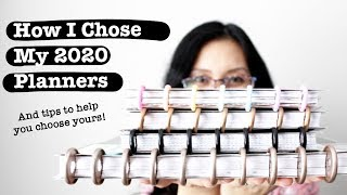 Download How I Chose My 2020 Planners (and tips to help you choose yours...) Video