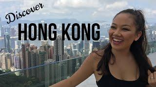 Download FOUR DAYS IN HONG KONG | TSIM SHA TSUI TRAVEL Video
