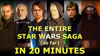 Download The Entire Star Wars Saga (so far) Explained in 20 Minutes! Video